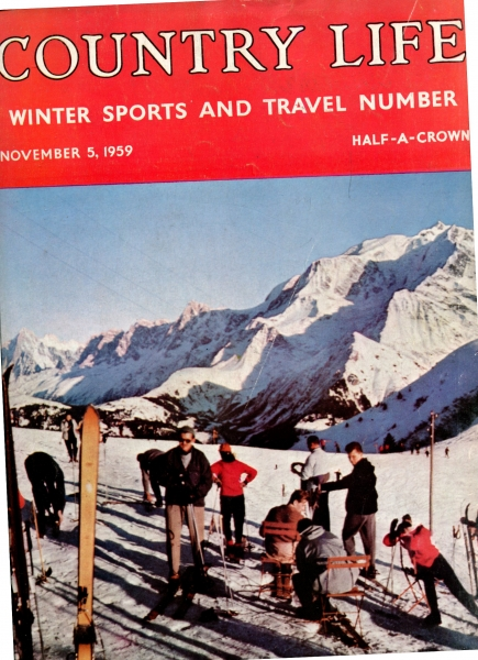Image for Country Life volume CXXVI No 3270, November 5, 1959 : Winter Sports and Travel Number