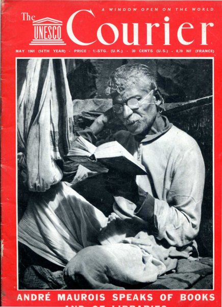 Image for The Unesco Courier, May 1961