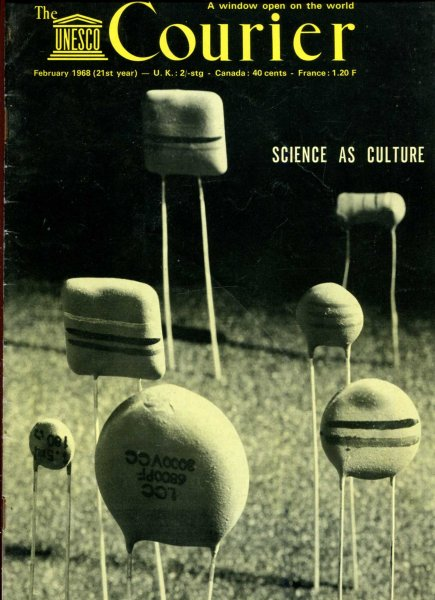 Image for The Unesco Courier, February 1968 - Science as Culture