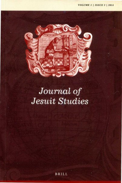 Image for Journal of Jesuit Studies volume I, issue 2