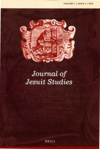 Image for Journal of Jesuit Studies volume I, issue 3