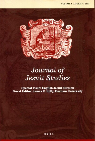 Image for Journal of Jesuit Studies volume I, issue 4
