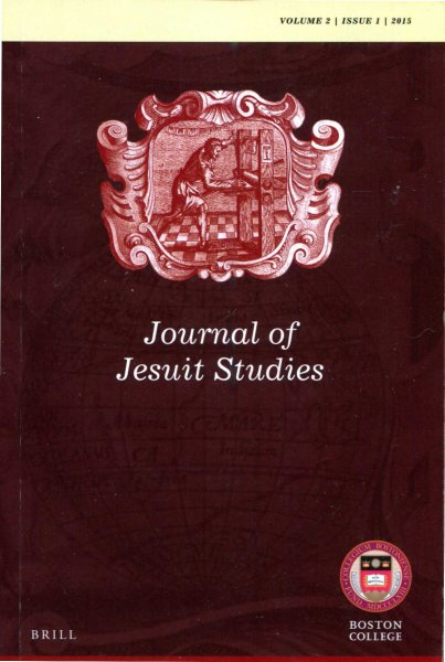 Image for Journal of Jesuit Studies volume 2, issue 1