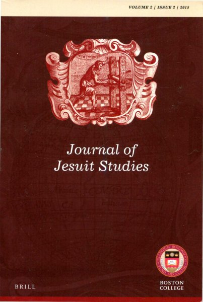 Image for Journal of Jesuit Studies volume 2, issue 2