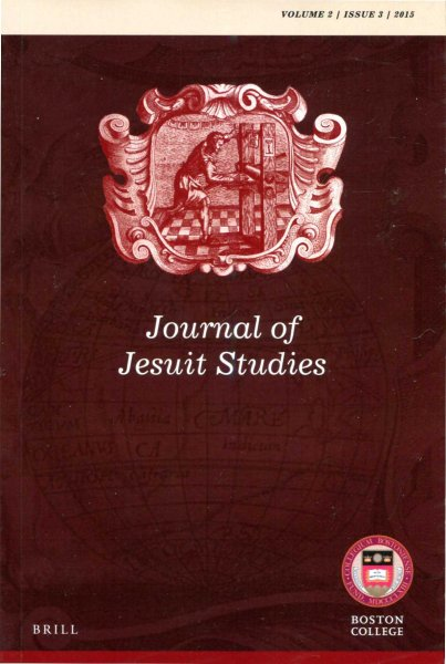 Image for Journal of Jesuit Studies volume 2, issue 3