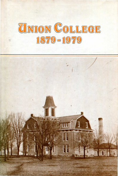 Image for Union College 1879-1979