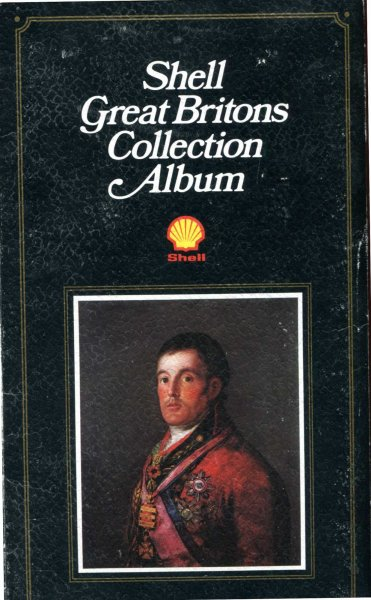 Image for Shell Great Britons Collection Album