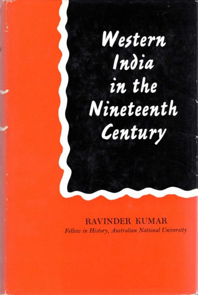 Image for Western India in the Nineteenth Century