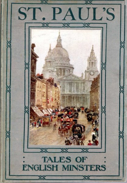 Image for Tales of English Minsters : St Paul's