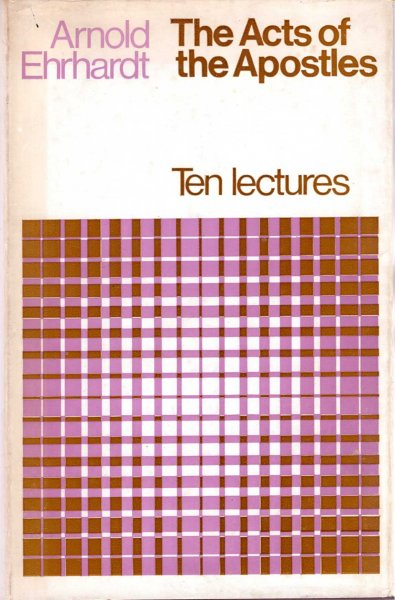Image for The Acts of the Apostles - ten lectures