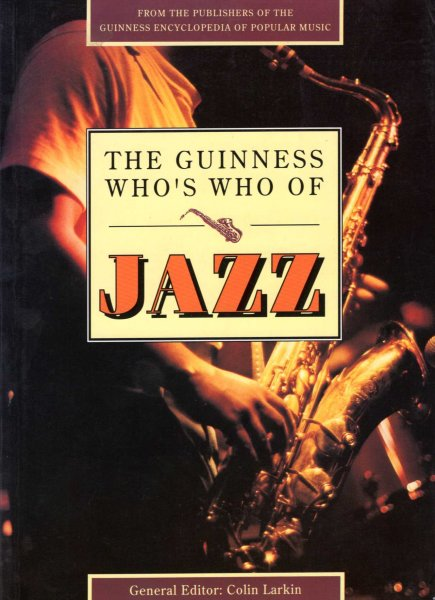 Image for The Guinness Who's Who of Jazz