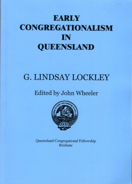 Image for Early Congregationalism in Queensland