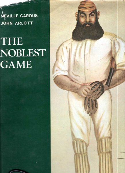 Image for The Noblest Game : A Book of Fine Cricket Prints
