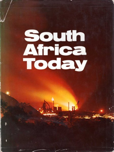 Image for South Africa Today annual review of the republic of South Africa 1970/71