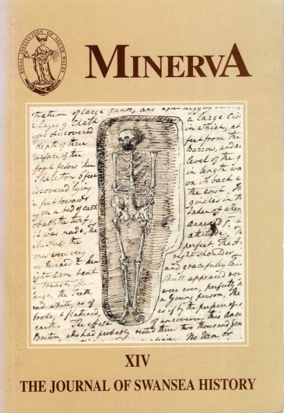 Image for Minerva - The Journal of Swansea History volume XIV