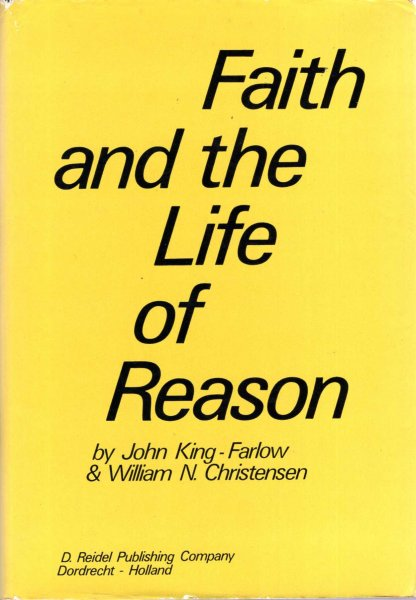Image for Faith and the Life of Reason