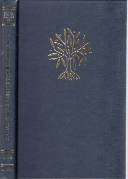 Image for Transactions of the Royal Historical Society Sixth Series volume xxv (25)
