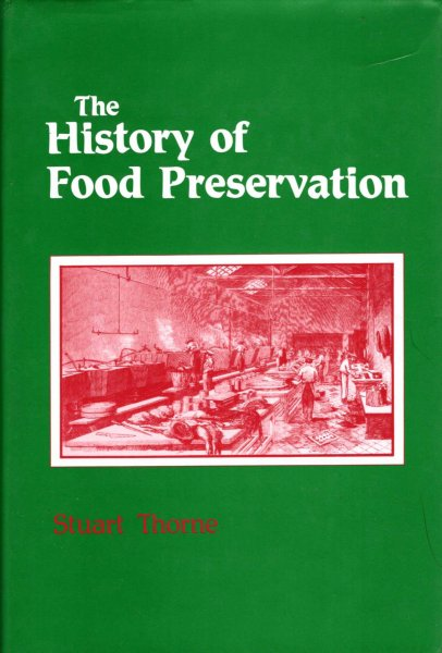 Image for The History of Food Preservation