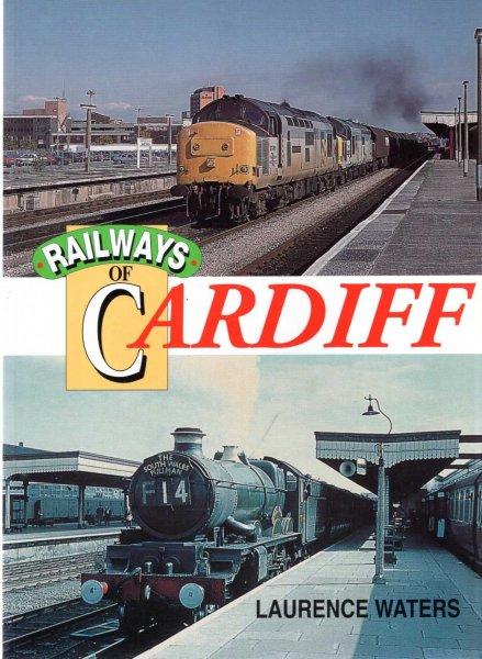 Image for Railways of Cardiff