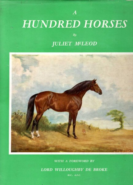 Image for A Hundred Horses