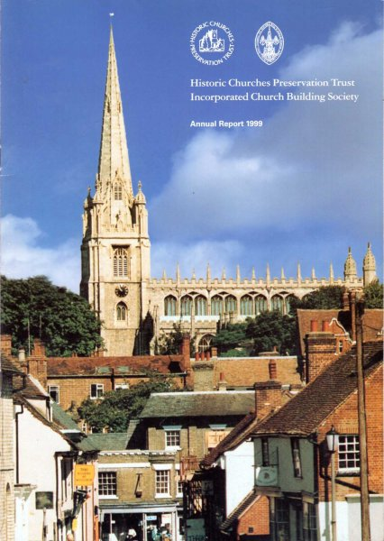 Image for Historic Churches Preservation Trust : Incorporated Church Building Society Annual Repirt 1999