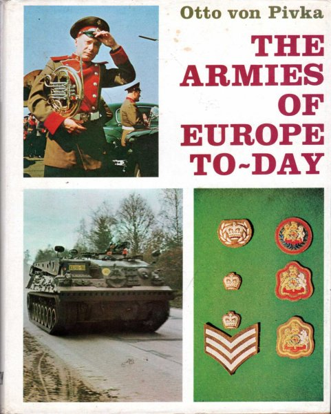 Image for The Armies of Europe Today