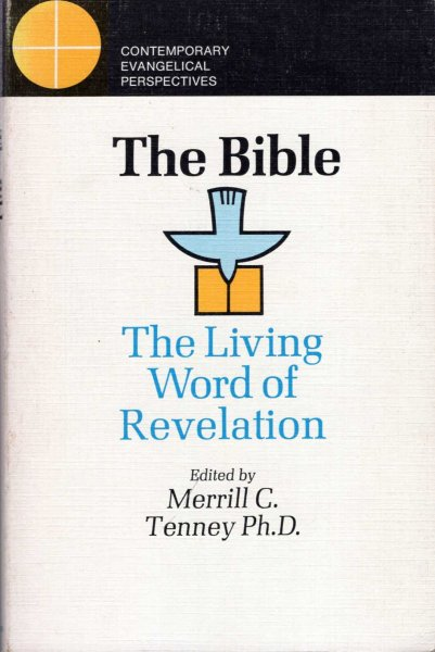 Image for The Bible - the living word of Revelation