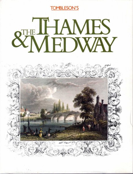 "Image for Tombleson's "" Thames and Medway "" Picturesque Views"