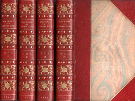 Image for The Works of Charles Lamb (four volumes)