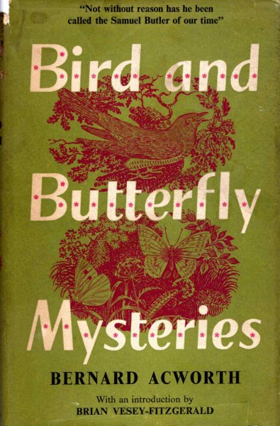 Image for Bird and Butterfly Mysteries - realities of migration
