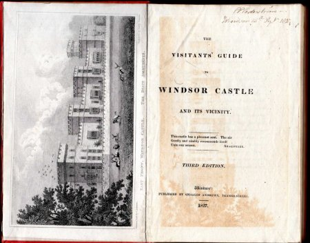 Image for The Visitants' Guide to Windsor Castle and its vicinity