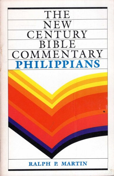 Image for The New Century Bible Commentary : Philippians