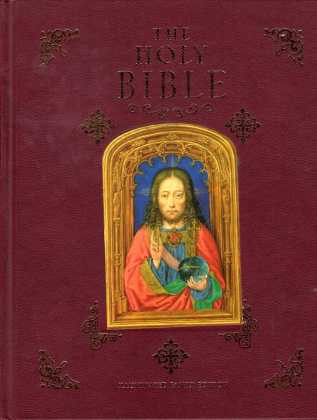 Image for The Holy Bible : Illuminated Family Edition