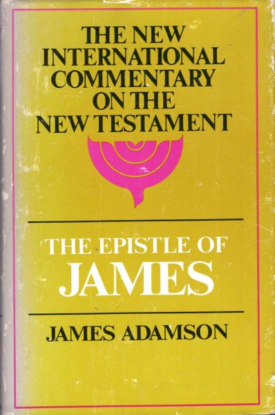 Image for The Epistle of James (The New  International Commentary on the New Testament)