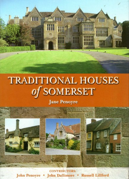Image for Traditional Houses of Somerset