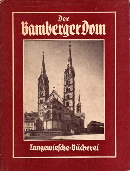 Image for Der Bamberger Dom in 45 Bildern