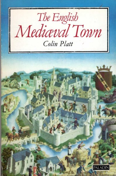 Image for The English Medieval Town.