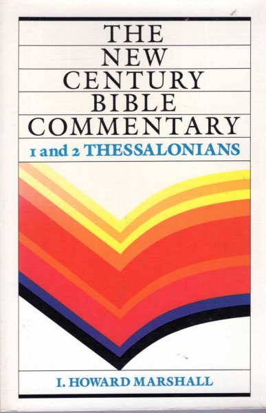 Image for 1 & 2 Thessalonians (New Century Bible Series)