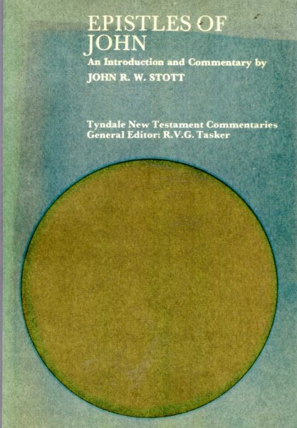 Image for The Epistles of John : An Introduction and Commentary (Tyndale New Testament Commentaries)