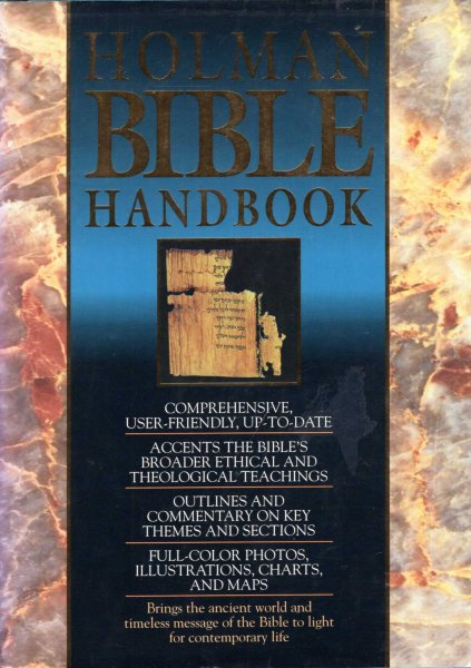 Image for Holman Bible Handbook