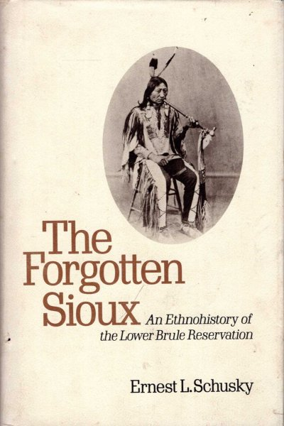 Image for The Forgotten Sioux : An Ethnohistory of the Lower Brule Reservation