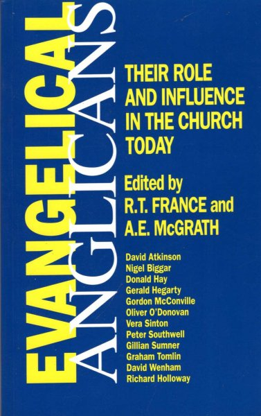 Image for Evangelical Anglicans - their role and influence in the church today