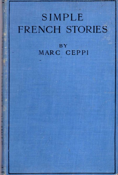 Image for Simple French Stories