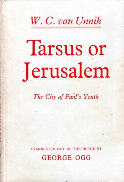Image for Tarsus or Jerusalem - The City of Paul's Youth