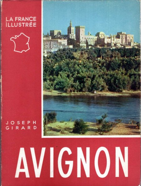 Image for La France Illustree : Avignon