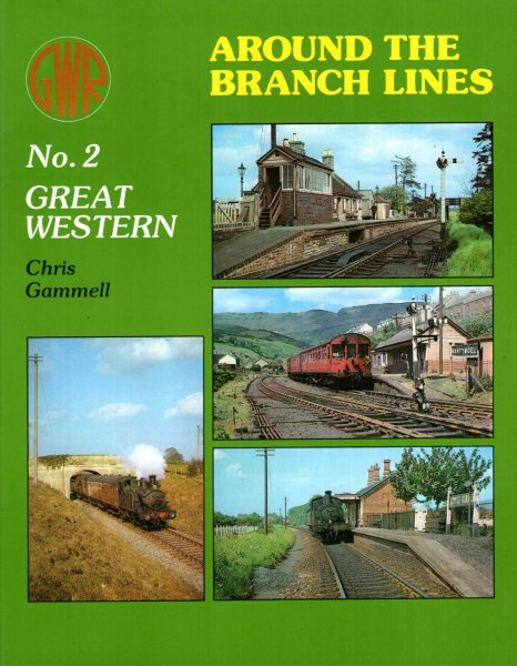 Image for Around the Branch Lines No. 2 Great Western