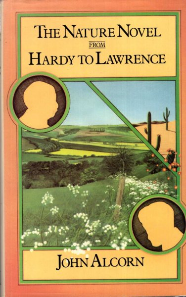Image for The Nature Novel from Hardy to Lawrence