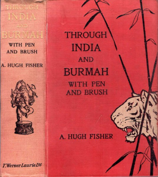 Image for Through India and Burmah with Pen and Brush