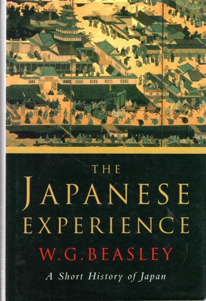 Image for The Japanese Experience : A Short History Of Japan