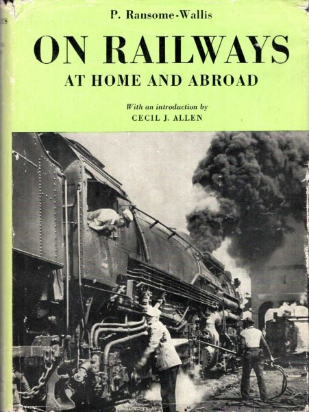 Image for On Railways at Home and Abroad